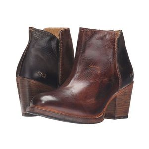 BED STU Yell Leather Booties